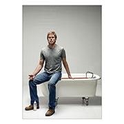 Портретный постер Dexter